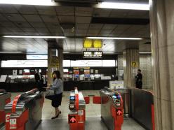 地下鉄・赤坂駅